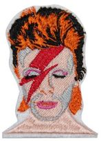 Logophile Bowie Patch