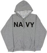 Fox Outdoor Outdoor Men's Navy Physical Training Sweat Set, Crew Neck Sweater & Sweatpants