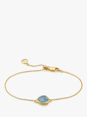 Monica Vinader Siren Fine Chain Bracelet