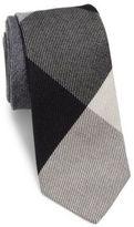Burberry Heathered Cashmere & Silk Blend Tie