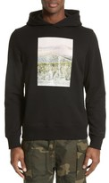 Ovadia & Sons Men's Appalachian Winter Graphic Hoodie