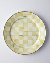 Mackenzie Childs MacKenzie-Childs Parchment Check Salad Plate