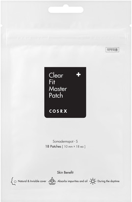 Cosrx Clear Fit Master Patch 18 Patches
