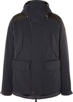 Moncler Grenoble - Horn Hooded Down Ski Jacket