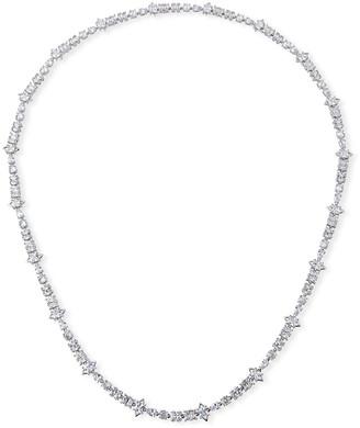Fallon Jagged-Edge Extra-Long Necklace