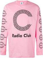 Carhartt WIP x PAM Radio sweatshirt - men - Cotton - S