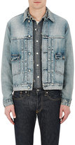 RRL Men's Denim Shirt Jacket