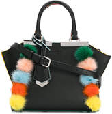 Fendi pom pom mini 3Jours crossbody bag