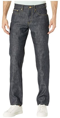 Naked & Famous Denim Weird Guy - Real Gold Selvedge Jeans (Real Gold Selvedge) Men's Jeans