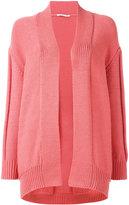 Agnona open cardigan - women - Cotton/Polyamide - M