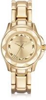 Karl Lagerfeld 7 36 mm Gold IP Stainless Steel Unisex Watch