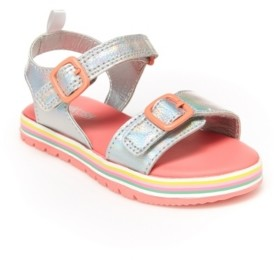 Osh Kosh B'Gosh Toddler Girls Maylin Fashion Sandal