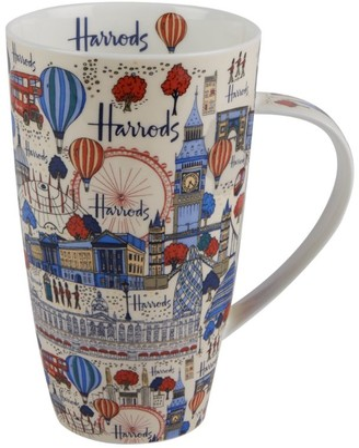 Harrods Pretty City Mug