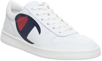 Champion Court Trainers White F
