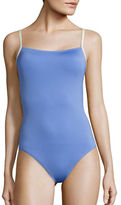 Kate Spade Bow Back One-Piece Swimsuit