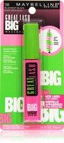 Maybelline New York Great Lash Big Washable Mascara, Blackest Black 13,.34 Fluid Ounce