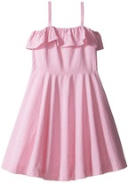 Polo Ralph Lauren Seersucker Dress Girl's Dress