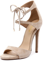 Wanted Pompano Nude Suede