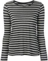Majestic Filatures striped sweater