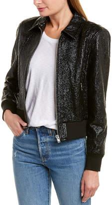 IRO Faces Leather Jacket