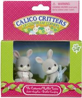 Mini A Ture Calico Critters Cottontail Rabbit Twins