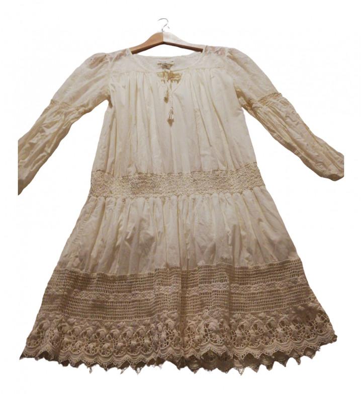 Denim & Supply Ralph Lauren White Cotton Dresses