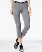 Energie Active Juniors' Poppy Cropped Leggings