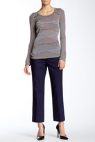 Nic+Zoe Perfect Side Zip Ankle Pant