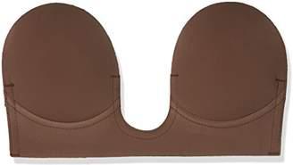 Magic Body Fashion MAGIC BODYFASHION Women's Luve Adhesive Bra,(Size: D)