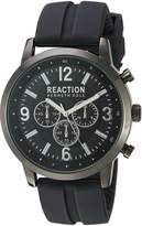 Kenneth Cole Reaction Men's 10030931 Sport Analog Display Japanese Quartz Grey Watch