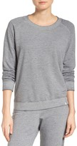 Honeydew Intimates Crew Neck French Terry Sweatshirt (Plus Size Available)