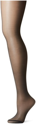 Berkshire Women's Silky Extra Wear Sheer Control Top Pantyhose 4428