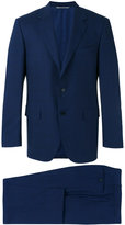 Canali two piece suit - men - Cupro/Wool - 46