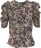 Isabel Marant V-neck Printed Blouse