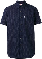 Levi's Sunset short sleeved shirt - men - Cotton - M