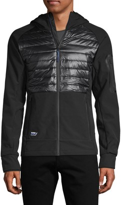 Superdry Hybrid Series Mountain Quilted Jacket