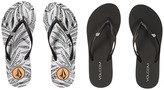 Volcom Rocking 2-Pair Variety Pack Women's Sandals