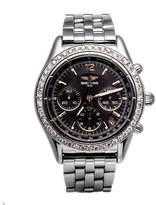 Breitling Callisto Chrono Stainless Steel with 1.50ct. Diamond Automatic 36mm Unisex Watch