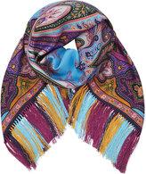 Etro Jodhpur silk scarf