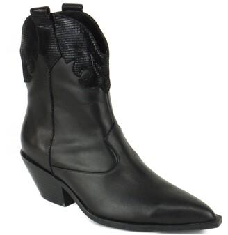 CAVERLEY Delfi Western Boot
