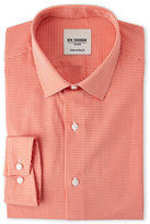Ben Sherman Tailored Slim Fit Check Dress Shirt