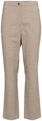 Acne Studios High-rise stretch-wool pants
