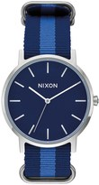 Nixon Porter Nylon with Navy Dial