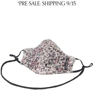 Black Halo Facial Covering *Final Sale // Pre-Sale: Ships 9/15
