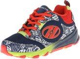 Heelys Heely's Race Roller Shoe, Navy/Orange/Lime, Mens 8 [Apparel]