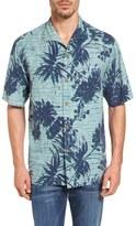 Tommy Bahama Bamboo Island Original Fit Tropical Camp Shirt