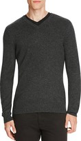 Vince Cashmere V-Neck Sweater