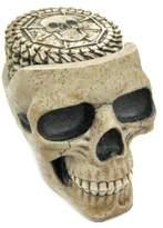 Summit Skull Coaster Set (6 Coasters) Collectible Skeleton Gothic Decoration