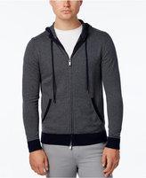 Michael Kors Men's Feeder Stripe Full-Zip Hoodie