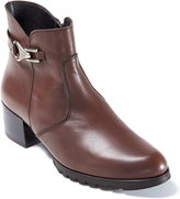 Brown Leather Rama Boot